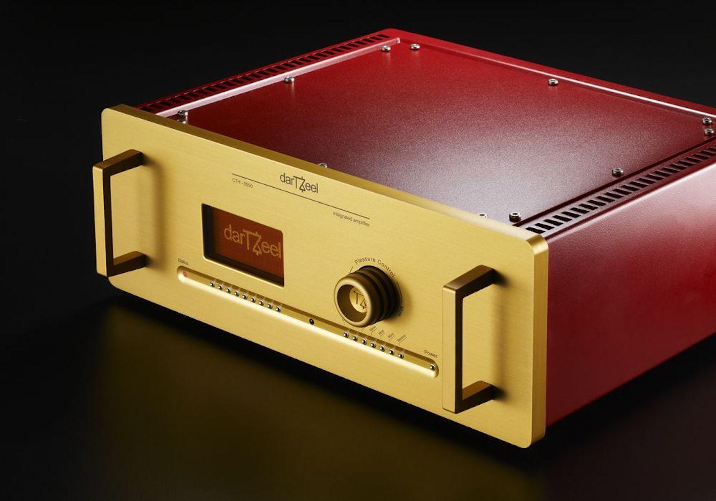 darTZeel CTH-8550 MK11 Dual Mono Integrated Amplifier
