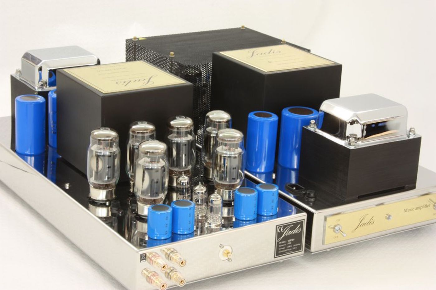Jadis JA-120 Mono Power Amplifier